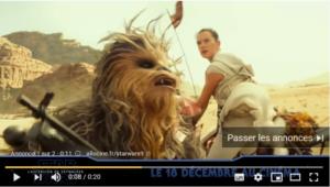 annonce vidéo instream pour Youtube Google Ads
