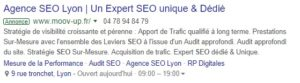 annonce textuelle au grand format google ads